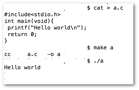 Mountain-Lion-gcc-llvm-verification-hello-world
