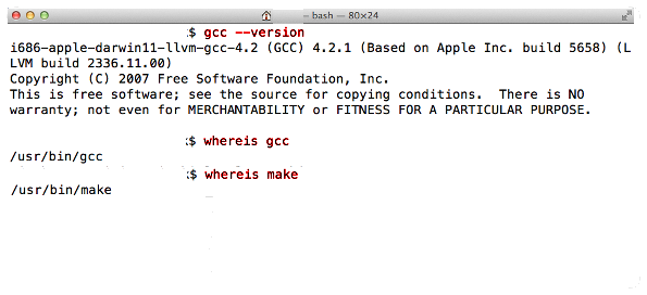 Mountain-Lion-gcc-llvm-verification