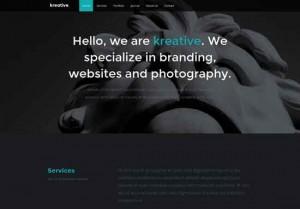 Kreative-responsive-html5