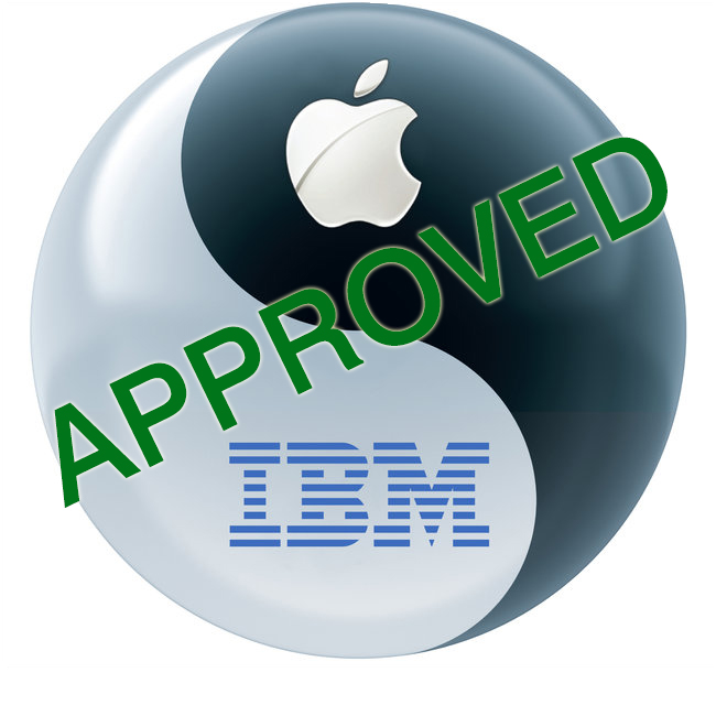 Accordo Enterprise IBM - Apple