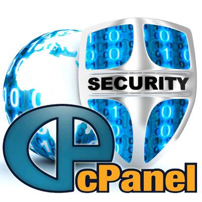 Sicurezza su cPanel