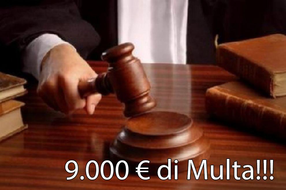 9 mila euro di Multa per Apple, Microsoft e Google