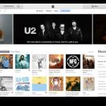 iTunes Store si rifà il look