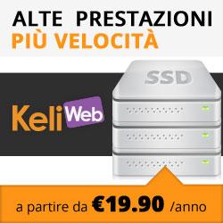 Hosting web SSD