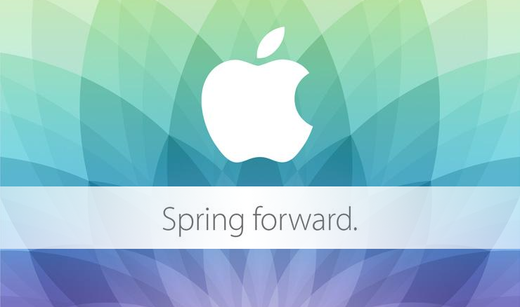 Apple-spring-forward