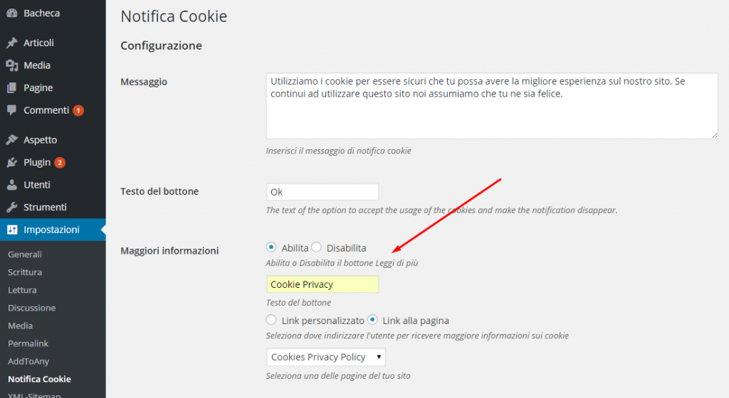 Cookie-Privacy-Plugin