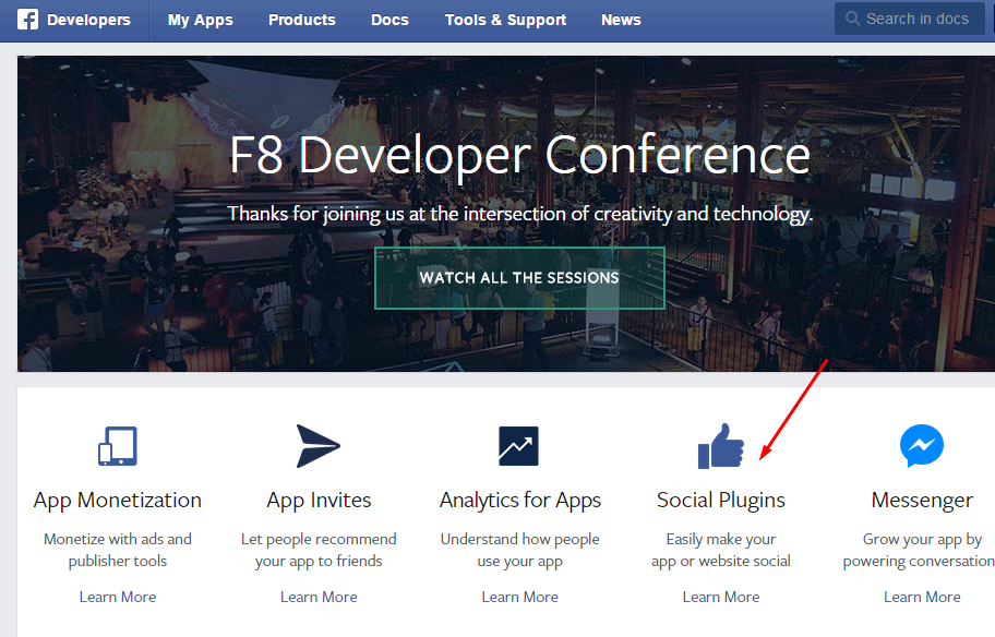 facebook-social-plugin