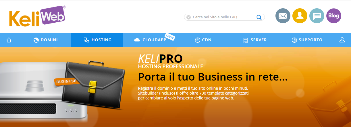 hosting-business-kelipro