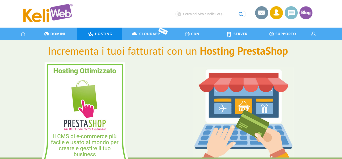 hosting-prestashop