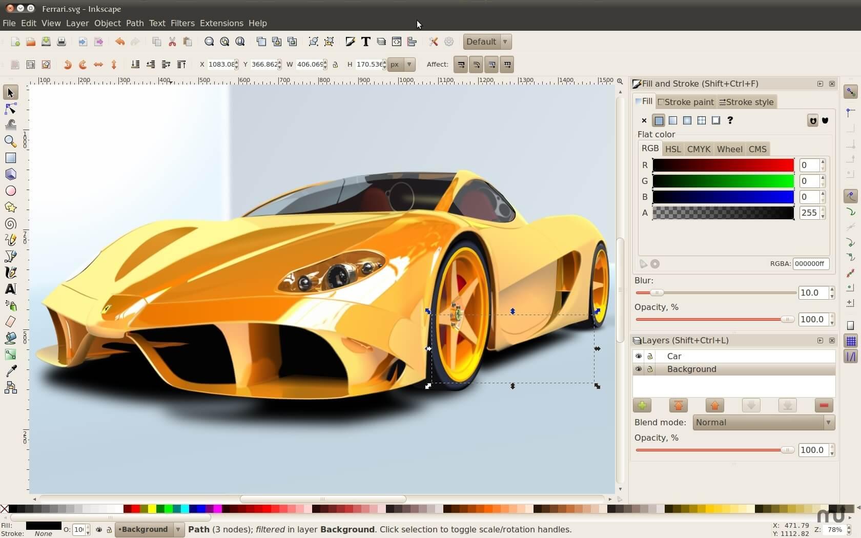 5 programmi di grafica gratis da utilizzare sul tuo mac for Programmi per disegnare in 3d gratis