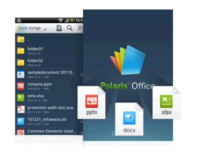 android-polarisoffice