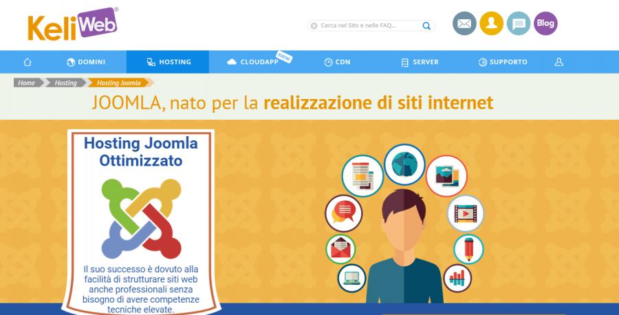 hosting-joomla-keliweb