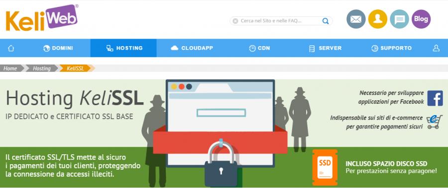 hosting-certificato-ssl