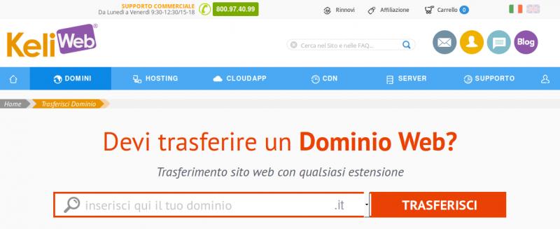 trasferire-dominio-web