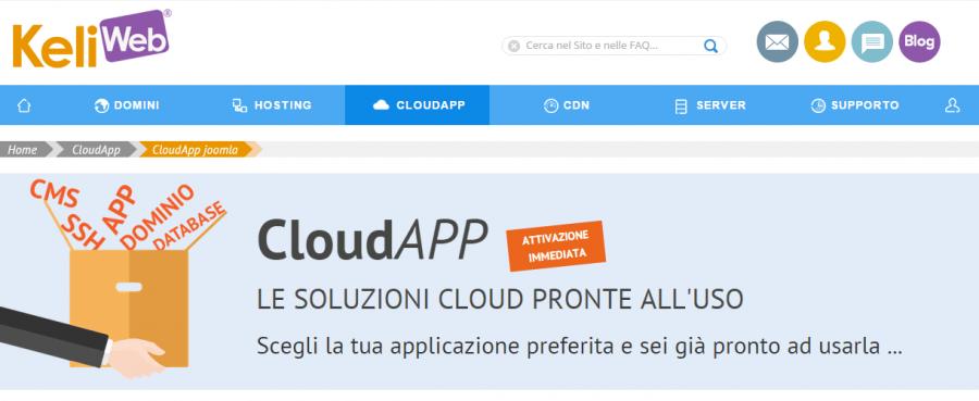 keliweb-cloudapp-joomla