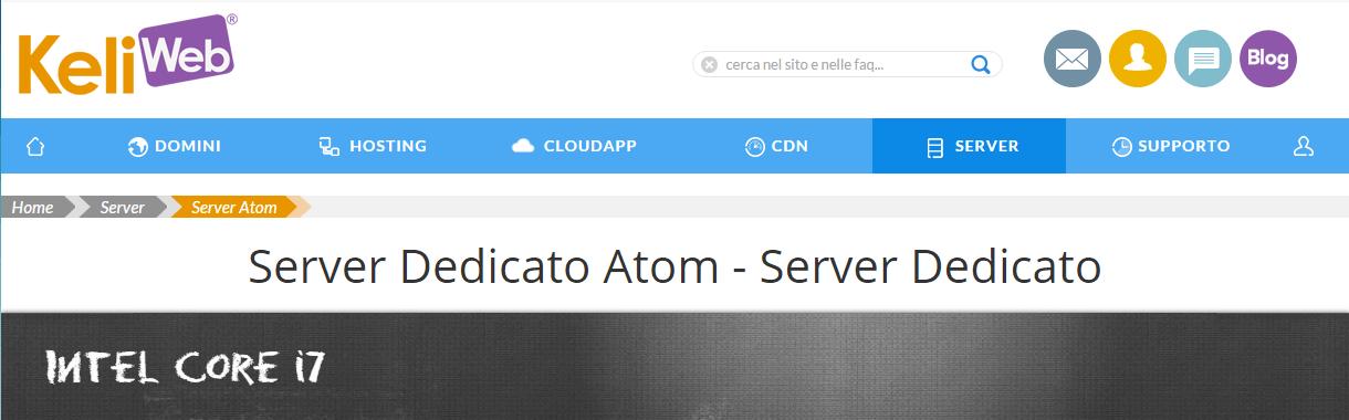 server-dedicato-atom