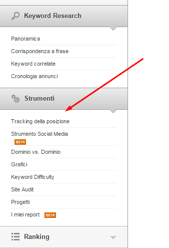 semrush-strumenti-tracking