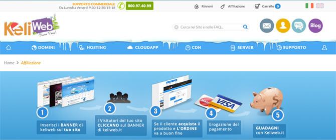 affiliazione hosting-keliweb-business