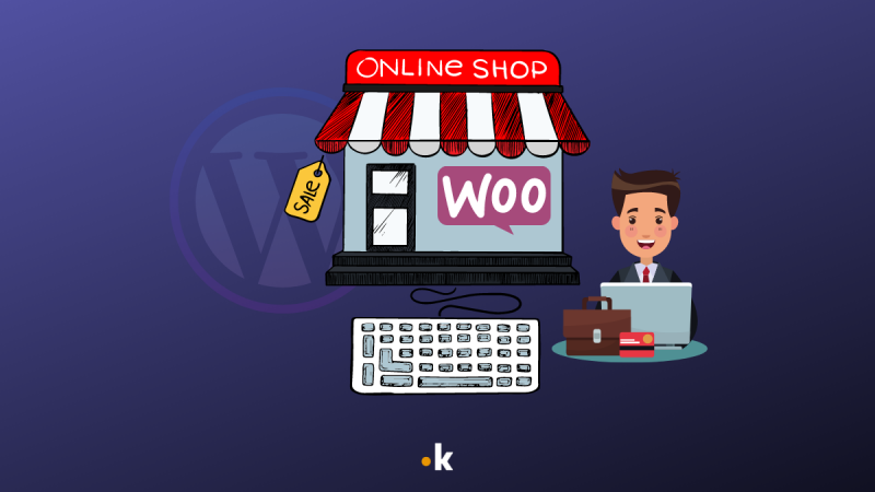come creare un e-commerce wordpress con woocommerce