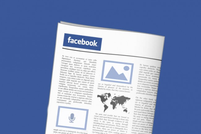 facebook instant articles social media
