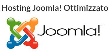 hosting joomla ottimizzato