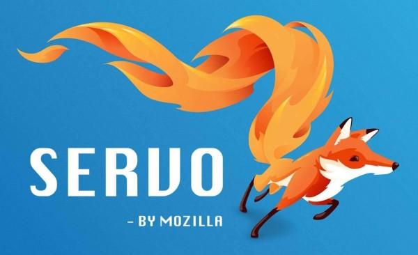 mozilla firefox servo browser