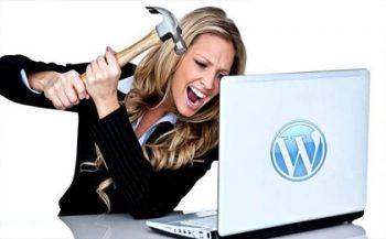 wordpress 4.5 aggiornamento problemi