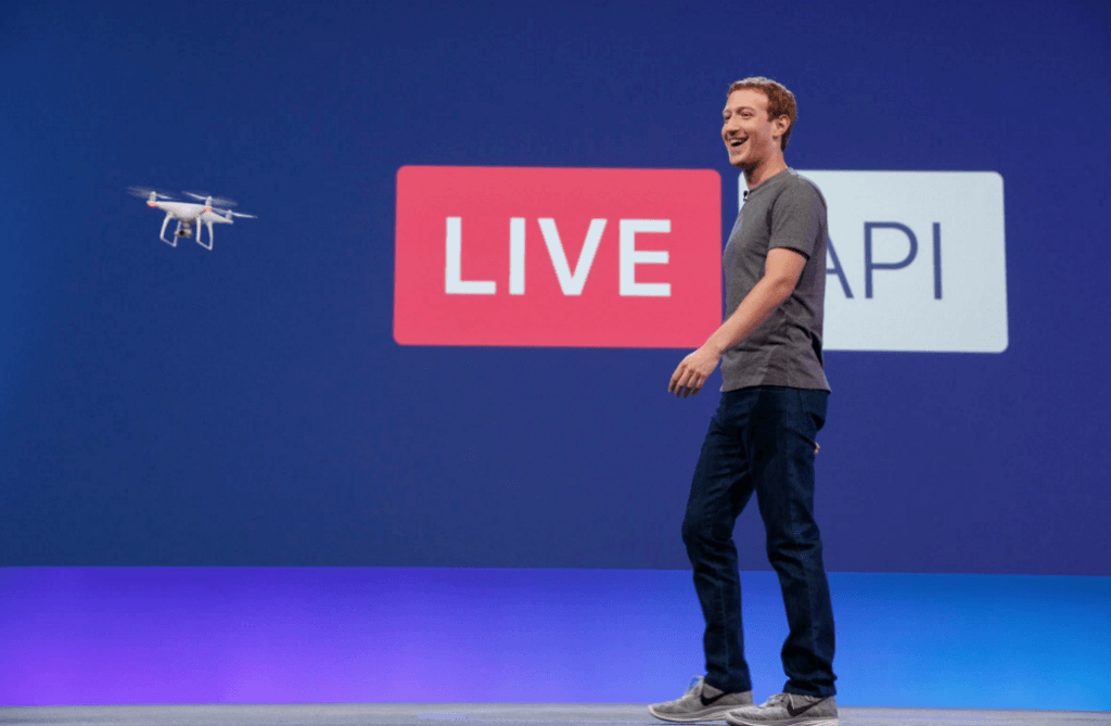 zuckerberg facebook f8 live video