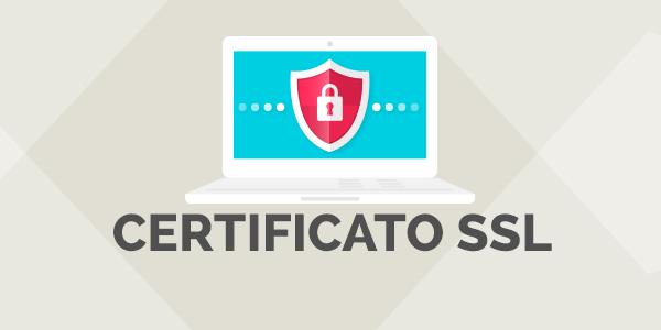 certificato ssl sicurezza sito web