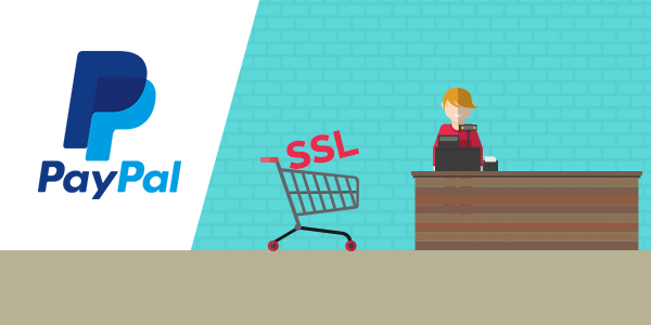 ecommerce hosting certificato ssl paypal