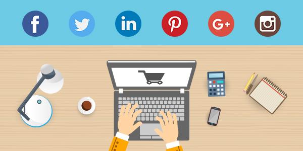 social media marketing per ecommerce