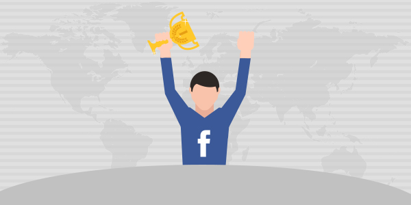 facebook social batte siti web