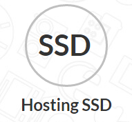 hosting ssd vantaggi