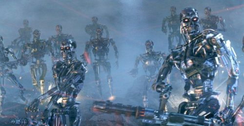 intelligenza artificiale terminator skynet