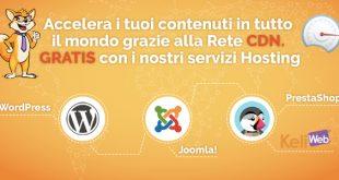 hosting offerta cdn
