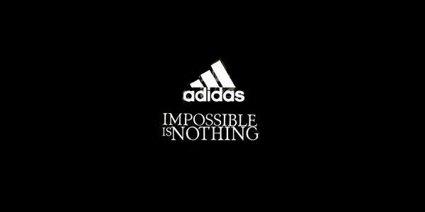 marketing adidas pay off