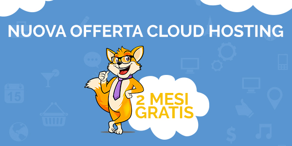 cloud hosting offerta business