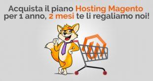 offerta hosting magento