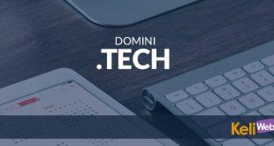 domini web estensione tech