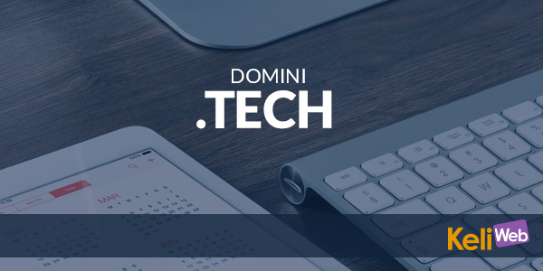 domini web estensione tech