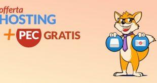 hosting offerta pec