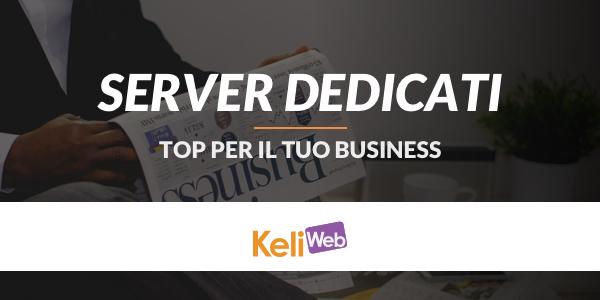server dedicati top per business