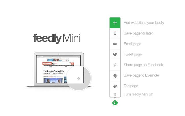 estensioni chrome feedly