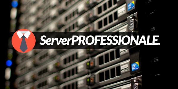 server dedicati professionali