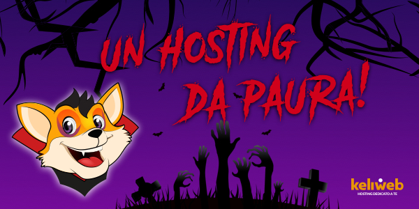 hosting offerta halloween