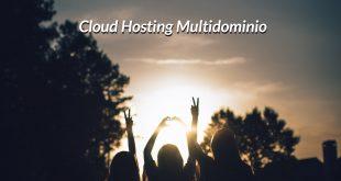 cloud hosting multidominio