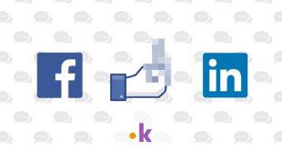 facebook at work vs linkedin