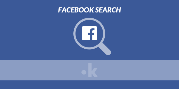 facebook search vantaggi per aziende