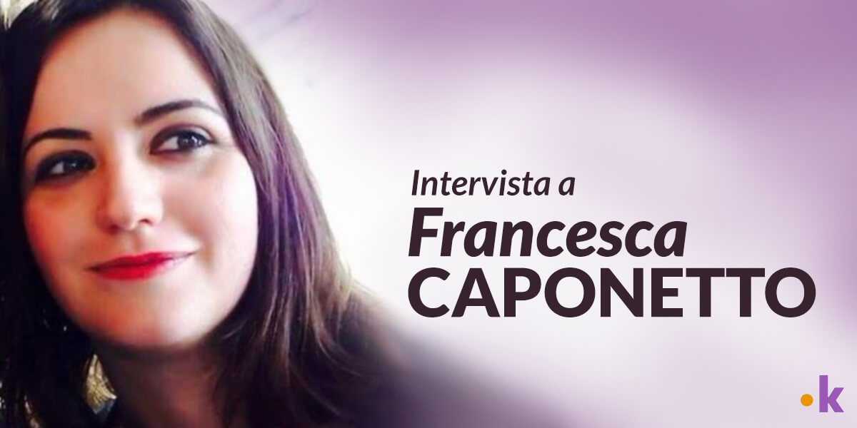 web marketing intervista francesca caponetto