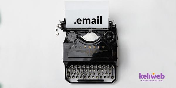 domini estensione email
